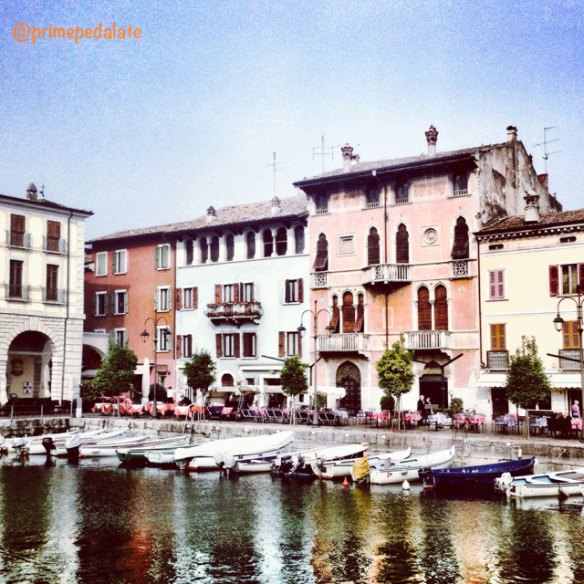 desenzano little harbour